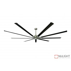Rhino Ceiling Fan Black MEC