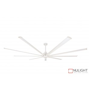 Rhino Ceiling Fan White MEC