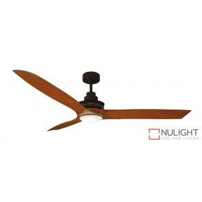 Flinders Led Ceiling Fan Bronze MEC