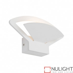 Fiesta 6W LED Wall Light White COU