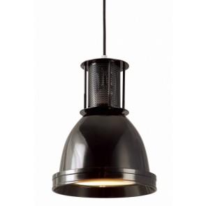 1 Light Aluminium Pendant Fiorentino