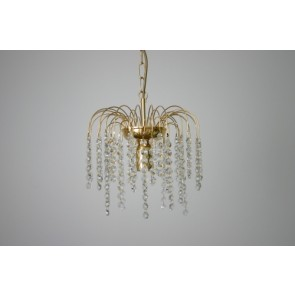 1 Light Crystal Chandelier Light Fiorentino