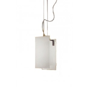 1 Light Glass Pendant Fiorentino