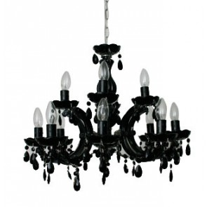 12 Lights Chandelier 90cm diameter Fiorentino