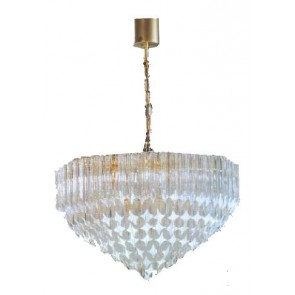 12 Lights Plaf Chandelier Fiorentino