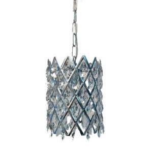 Diamond 1 Light Pendant Fiorentino