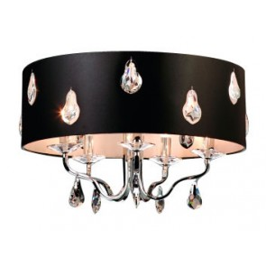 Nadal 5 Lights Chandelier Fiorentino