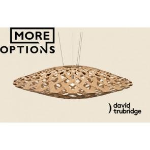Flax Caramel David Trubridge Pendant DAV