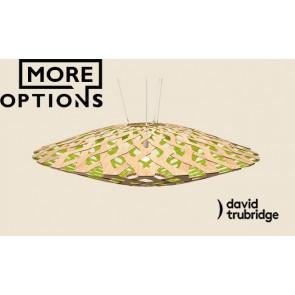 Flax Lime David Trubridge Pendant DAV