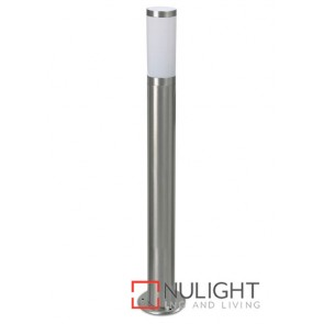 Plain Bollard 650Mm Sbe27 Stainless Steel ASU