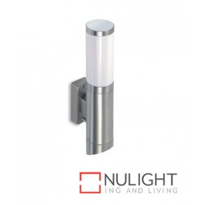 Wall Lantern With Downlight Stainless Steel ASU