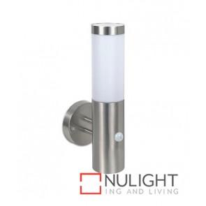 Wall Lantern Sensor Stainless Steel ASU