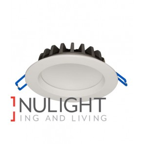 Downlight LED FIXED White Round 5000K 10W 90D 90mm IP54 ICF (800 Lumens)  DOM CLA