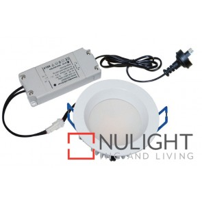 Downlight LED FIXED Dimmable White Round 4000K 10W 90D 90mm IP54 ICF (750 Lumens)  DOM CLA