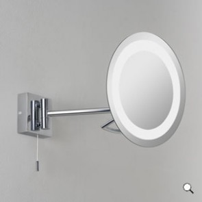 GENA bathroom magnifying mirrors 0488 Astro
