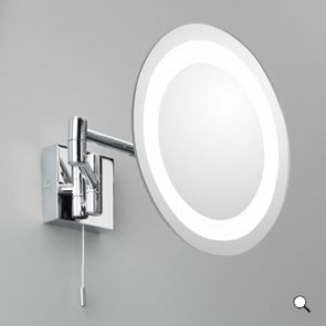 GENOVA bathroom magnifying mirrors 0356 Astro