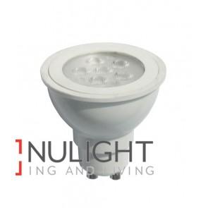 GLOBE LED GU10 Dimmable 6W 5000K 38D472 Lumens  White finish CLA