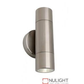 Hamburg 2 Light Wall Light Titanium COU
