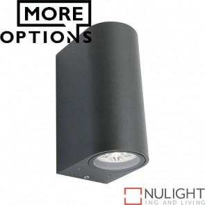 Hanover 2 Light Charcoal LED 5W COU