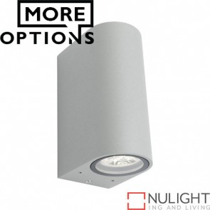 Hanover 2 Light Silver LED 5W COU