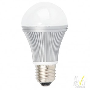 7W LED E27 400lm 5500k Cool White E27 - 240V Havit