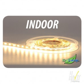 IP20 14.4W/m Warm White Super Bright LED Strip Light Havit