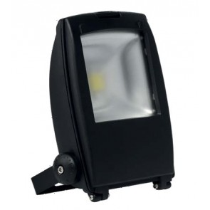 LED Flood Light Black Aluminium Poly Powder Coated 240V 10w Havit
