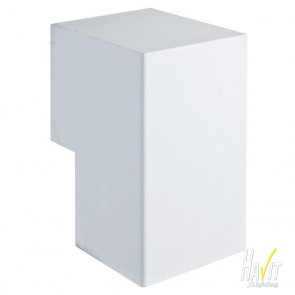 Square Cover for Tivah Long Body Models in White Havit