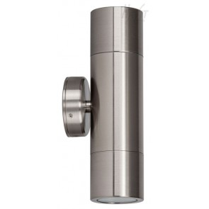 Up / Down Wall Pillar Light in Stainless Steel Havit