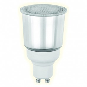 GU10 Compact Fluorescent 240V Bulb Hermosa Lighting