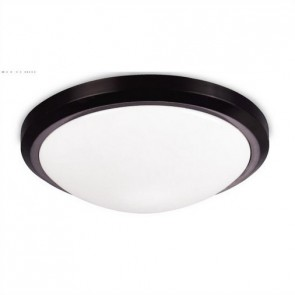 Jenny Two Light Wall or Ceiling Light with Plce Globe Only Hermosa Lighting