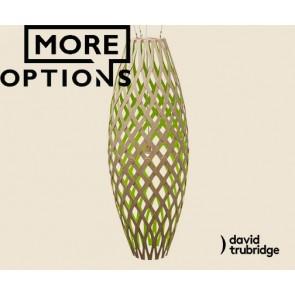Hinaki Lime David Trubridge Pendant DAV