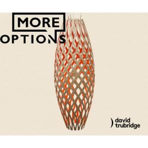 Hinaki Red David Trubridge Pendant DAV