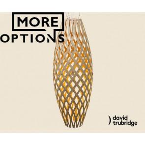 Hinaki Yellow David Trubridge Pendant DAV