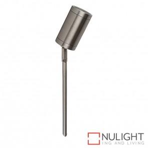 316 Stainless Steel Single Adjustable Garden Spike Spotlight 5W Mr16 Led Warm White HV1402W HAV