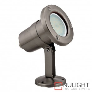 Stainless Steel Garden Spike Or Surface Mounted Spotlight 5W Mr16 Led Cool White HAV