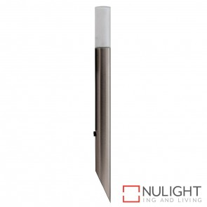 316 Stainless Steel Garden Spike Light With Frosted Glass Diffuser 1.4W G4 Led Warm White HAV