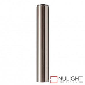 Titanium Coloured Aluminium High Light Bollard Extension - 380Mm High HAV