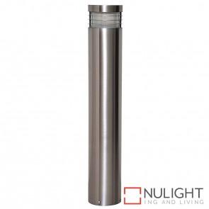 600Mm 316 Stainless Steel Bollard Light 9W E27 Led Warm White HAV