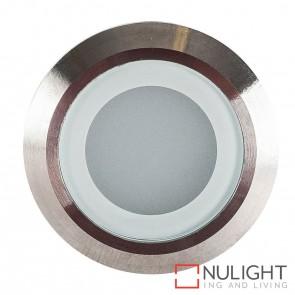 316 Stainless Steel Mini Round Deck Light Kit 0.5W 12V Led Cool White HAV