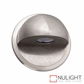 316 Stainless Steel Round Recessed Steplight With Eyelid 1.5W 12V Led Warm White HAV