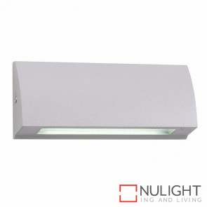 Silver Rectangular Surface Mounted Step Light 3.5W 12V Led Warm White HAV