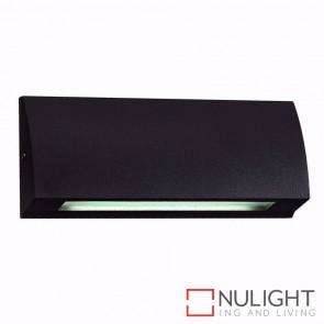 Black Rectangular Surface Mounted Step Light 3.5W 12V Led Warm White HAV
