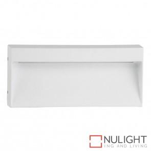 White Rectangular Surface Mounted Step Light 6W 240V Led Warm White HAV