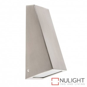316 Stainless Steel Square Wall Wedge 5W Gu10 Led Warm White HAV