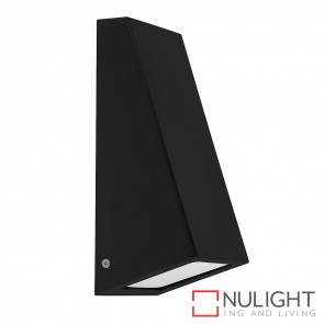Black Square Wall Wedge 5W Mr16 Led Warm White HAV