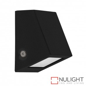 Black Square Mini Wall Wedge 1.4W G4 Led Warm White HAV