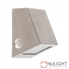 316 Stainless Steel Square Mini Wall Wedge 1.4W G4 Led Cool White HAV