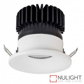 White Round Mini Recessed Downlight 3W 240V Led Warm White HAV
