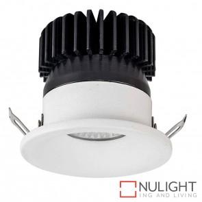 White Round Mini Recessed Downlight 3W 240V Led Warm White HAV